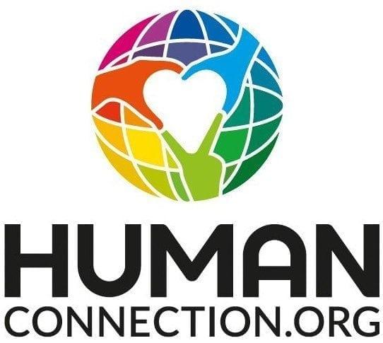 Human Connection Logo 2018 - HOCHFORMAT
