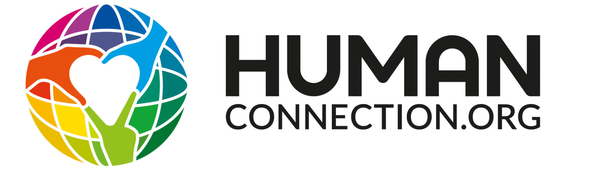 Human Connection Logo 2018 - QUERFORMAT