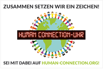 Human Connection - Visitenkarte
