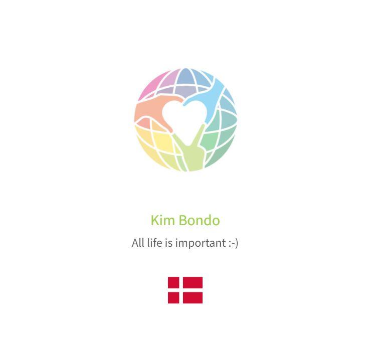 Human Connection-Uhr Stimme - Kim Bondo